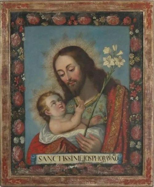 Prières et pensées à Saint Joseph chaque jour Saint_56