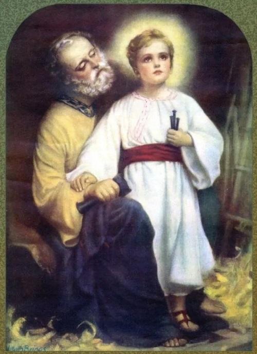 Prières et pensées à Saint Joseph chaque jour Saint_58