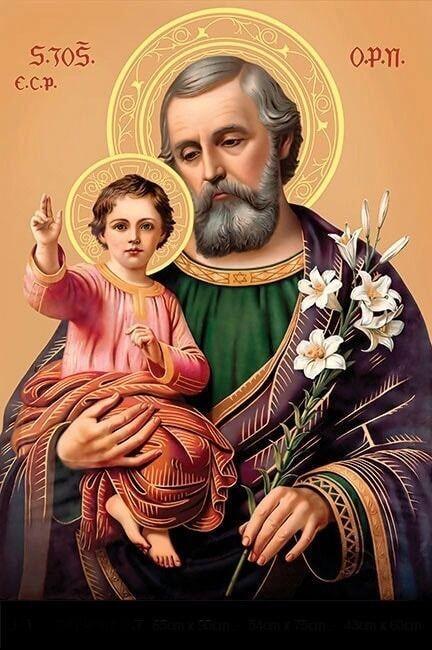 Prières et pensées à Saint Joseph chaque jour Saint_59