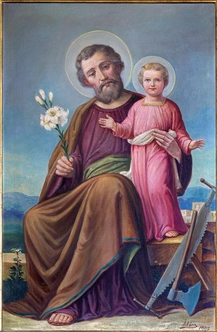 Prières et pensées à Saint Joseph chaque jour - Page 2 Saint_63