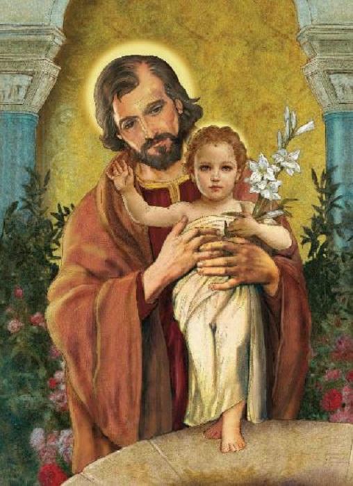 Prières et pensées à Saint Joseph chaque jour - Page 2 Saint_64