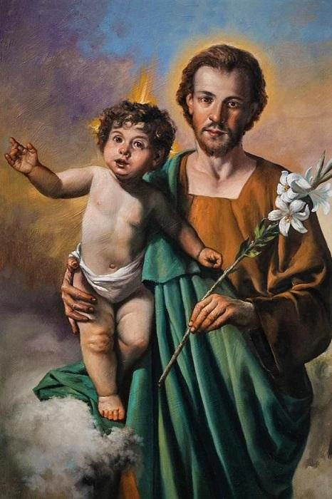 Prières et pensées à Saint Joseph chaque jour - Page 2 Saint_65