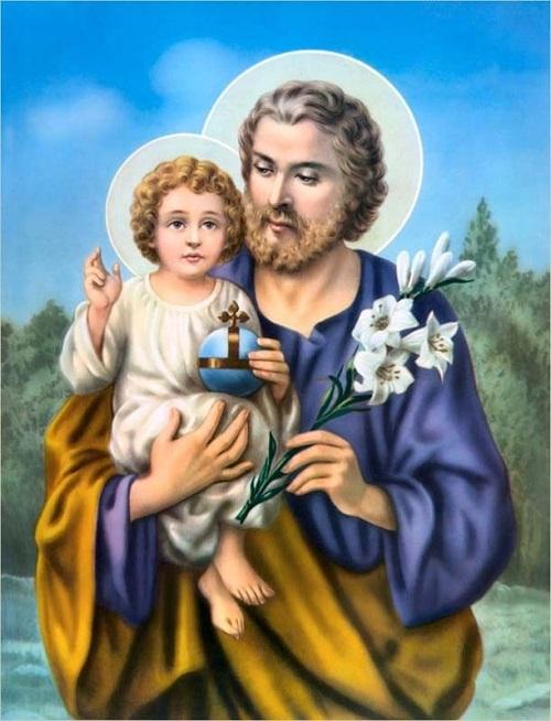 Prières et pensées à Saint Joseph chaque jour - Page 2 Saint_66