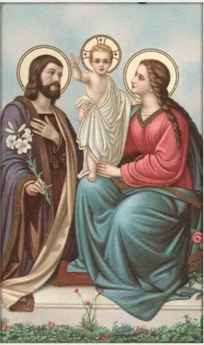 Prières et pensées à Saint Joseph chaque jour Sainte17