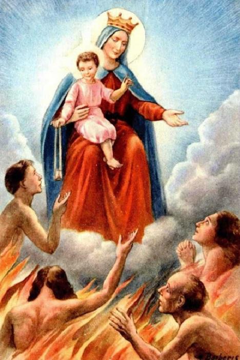Les merveilles divines dans les âmes du purgatoire - Page 2 Tumblr11