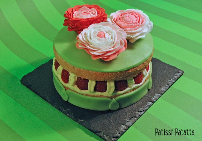 Un gâteau /mois. - Page 5 Framb-10