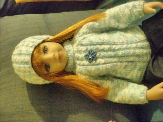 Maureen, petite irlandaise Portab24