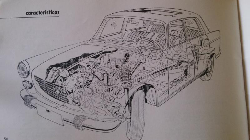 Novedades: Restauración Peugeot 404 20150411