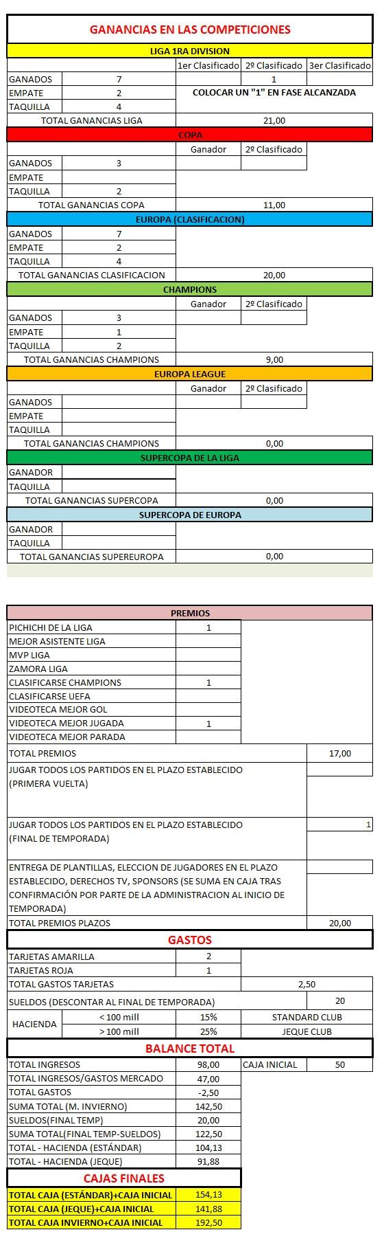 PLANTILLA EXCEL PARA CAJAS -9a TEMPORADA FIFAMANIAKOS- Ejempl10
