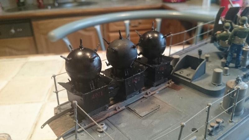 Schnellboot ITALERI 1/35 transformé RC Mms_2011