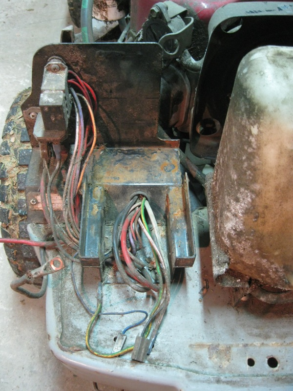 Entretien Stiga Park Pro 4WD 20 Img_9615