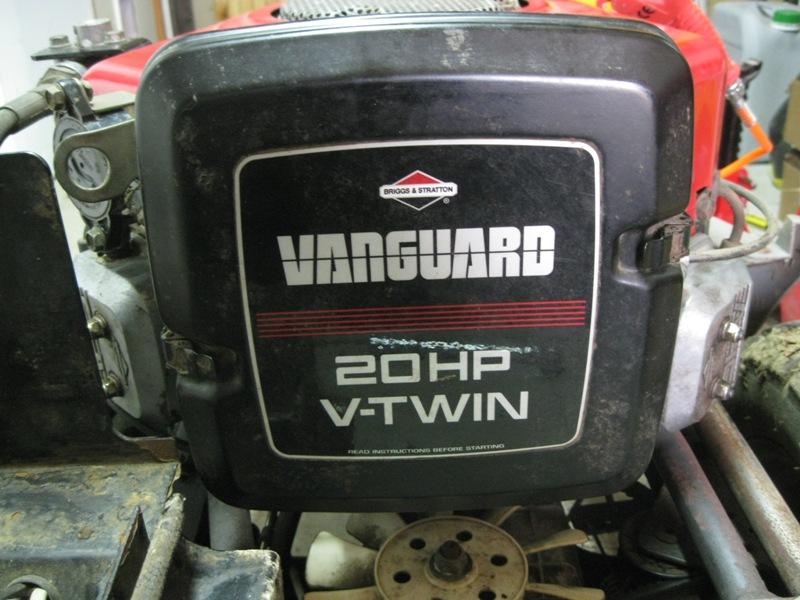 Entretien Stiga Park Pro 4WD 20 Img_9711