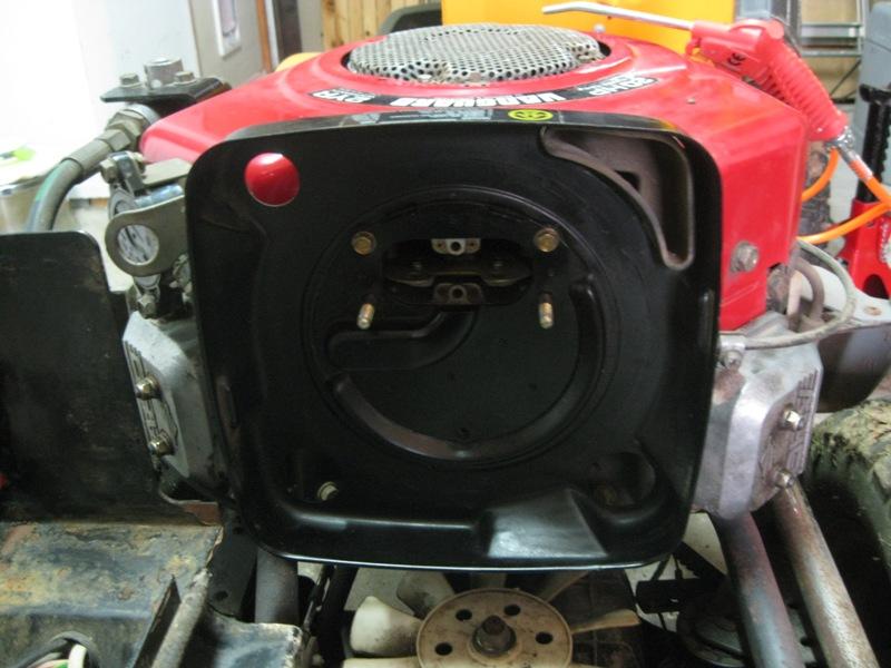 Entretien Stiga Park Pro 4WD 20 Img_9714