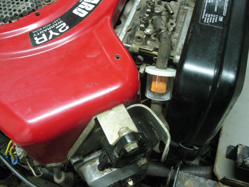 Entretien Stiga Park Pro 4WD 20 Img_9812