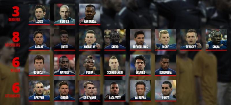 équipe de France - Page 13 Euro10