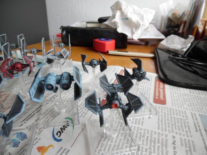 fuexxles X-Wing Euro-Korps ist (fast) vollständig Imperi10
