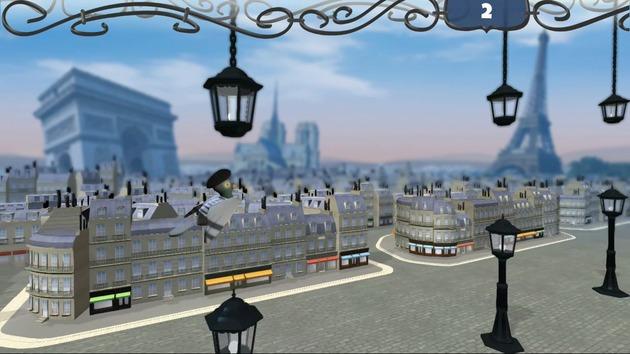 Review: Frenchy Bird (Wii U eShop) 630x11
