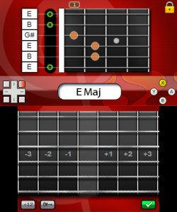 Review: Music On: Electric Guitar (3DS eShop) Medium12