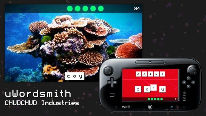 Review: uWordsmith (Wii U eShop) Play-c10