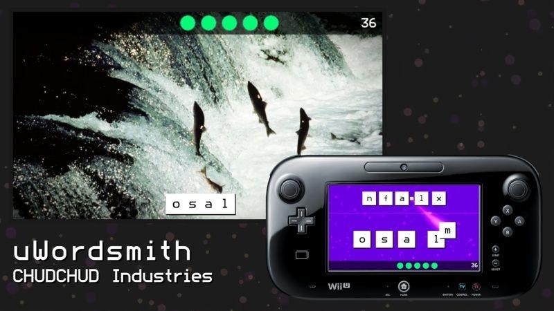 Review: uWordsmith (Wii U eShop) Play-s10