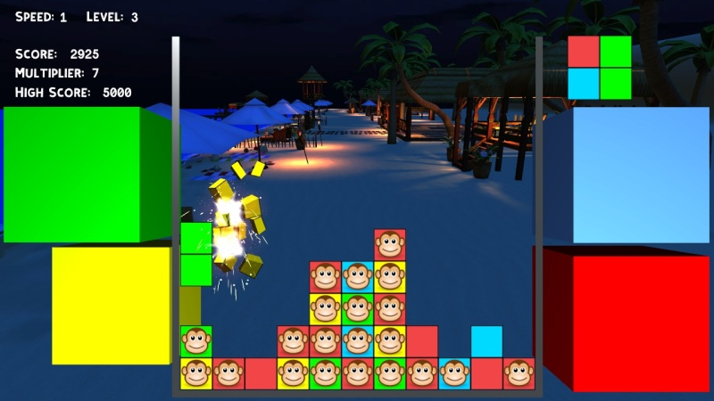 Review: Puzzle Monkeys (Wii U eShop) Wiiu_s11