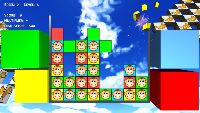 Review: Puzzle Monkeys (Wii U eShop) Wiiu_s12