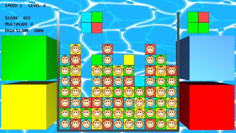 Review: Puzzle Monkeys (Wii U eShop) Wiiu_s13