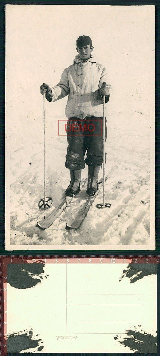 Ski allemand ww2 _57_310
