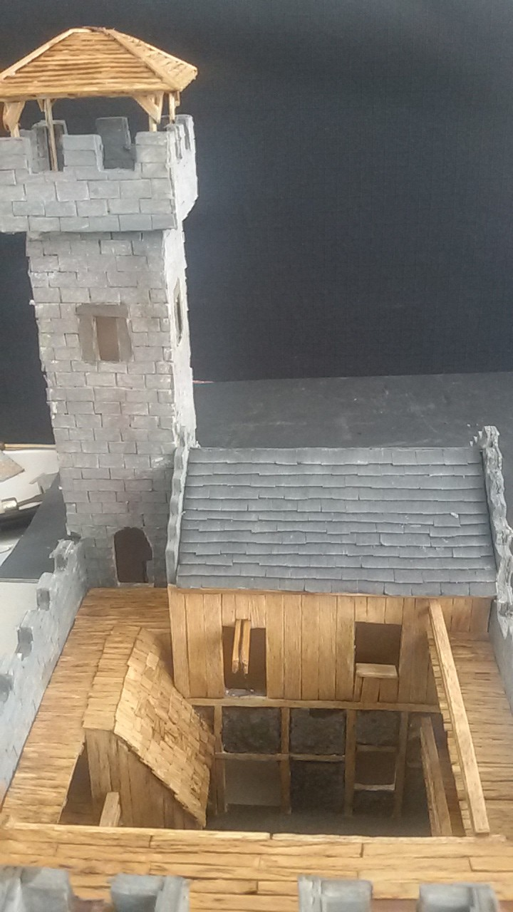 Burg aus Holz zur kompletten Überarbeitung - Seite 11 20150516