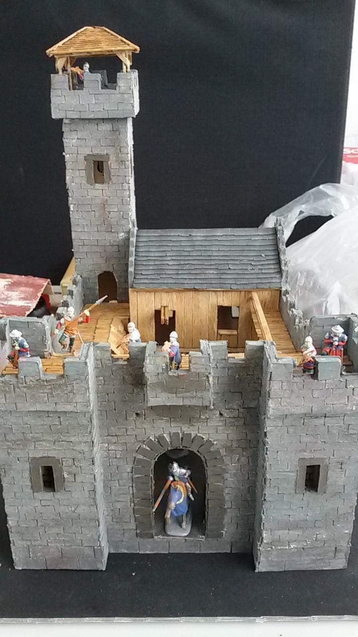 Burg aus Holz zur kompletten Überarbeitung - Seite 11 20150522