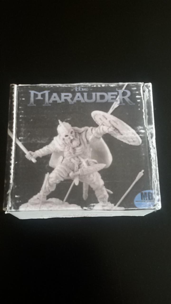 Marauder von War Griffon 90mm 20150525