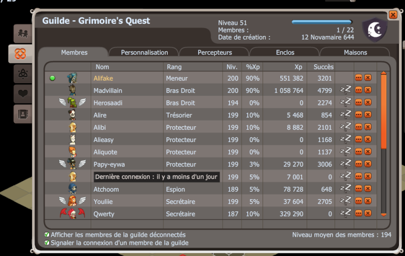 Grimoire's Quest chez ENYO Captur10