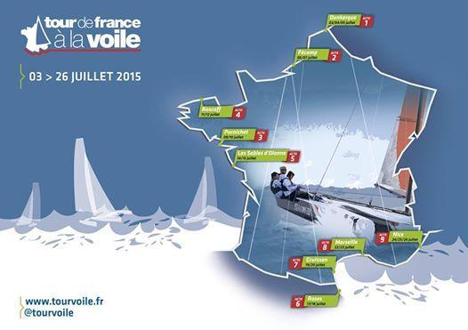 voile - Tour de France à la Voile 2015 Ob_9c110