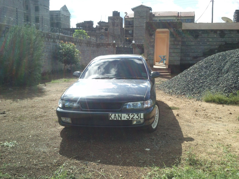GB's Corolla AE100 SE Limited from Kenya  Mybui297