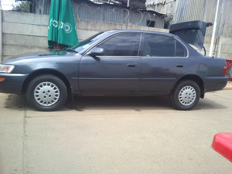 GB's Corolla AE100 SE Limited from Kenya  Mybuil15