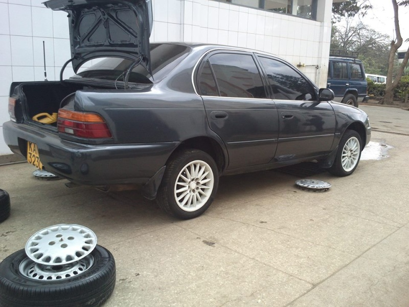 GB's Corolla AE100 SE Limited from Kenya  Mybuil29