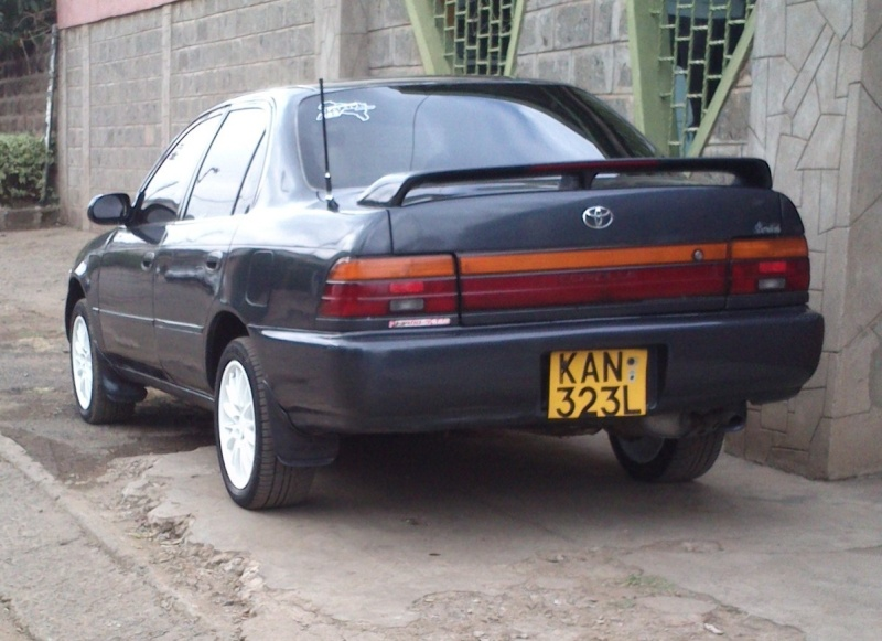 GB's Corolla AE100 SE Limited from Kenya  Mybuil30