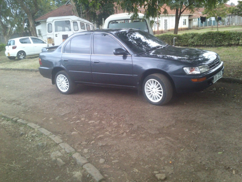 GB's Corolla AE100 SE Limited from Kenya  Mybuil32