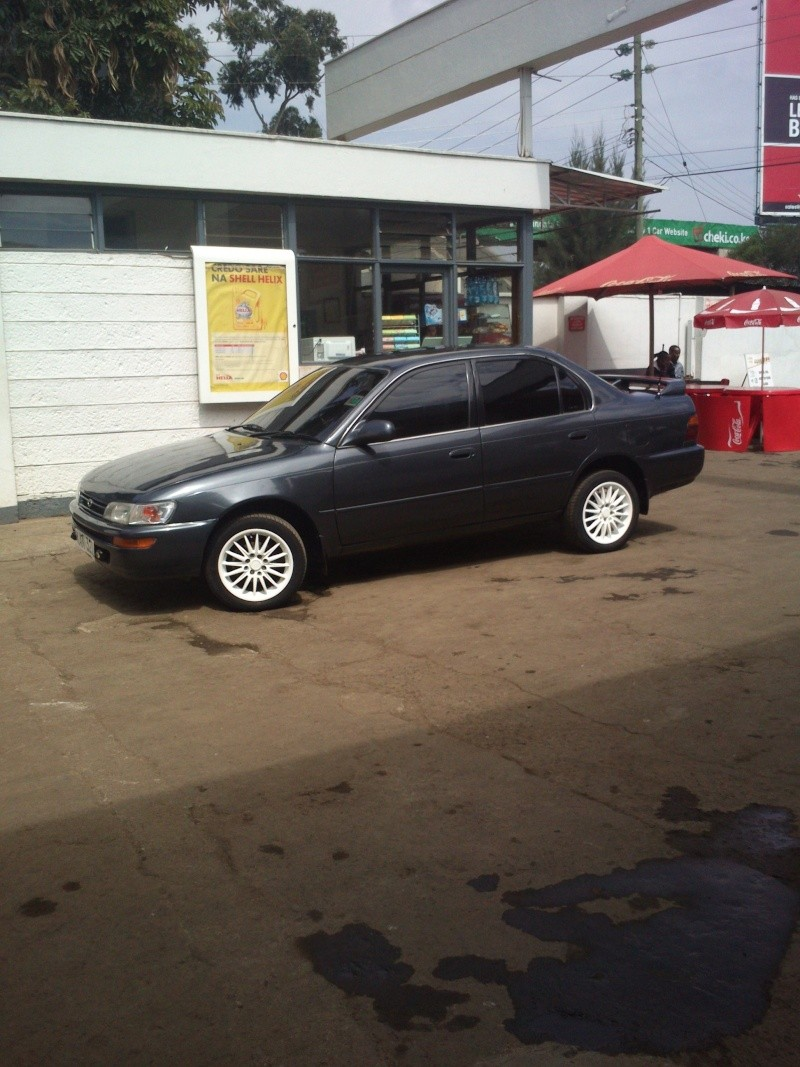 GB's Corolla AE100 SE Limited from Kenya  Mybuil34