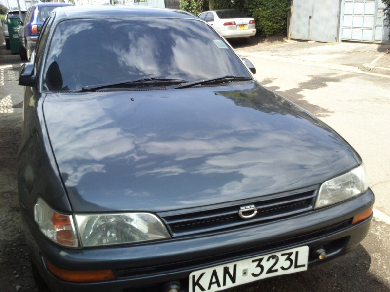 GB's Corolla AE100 SE Limited from Kenya  Mybuil40