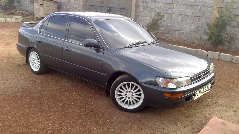 GB's Corolla AE100 SE Limited from Kenya  Mybuil47