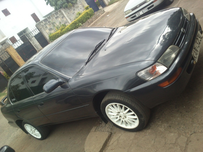 GB's Corolla AE100 SE Limited from Kenya  Mybuil49