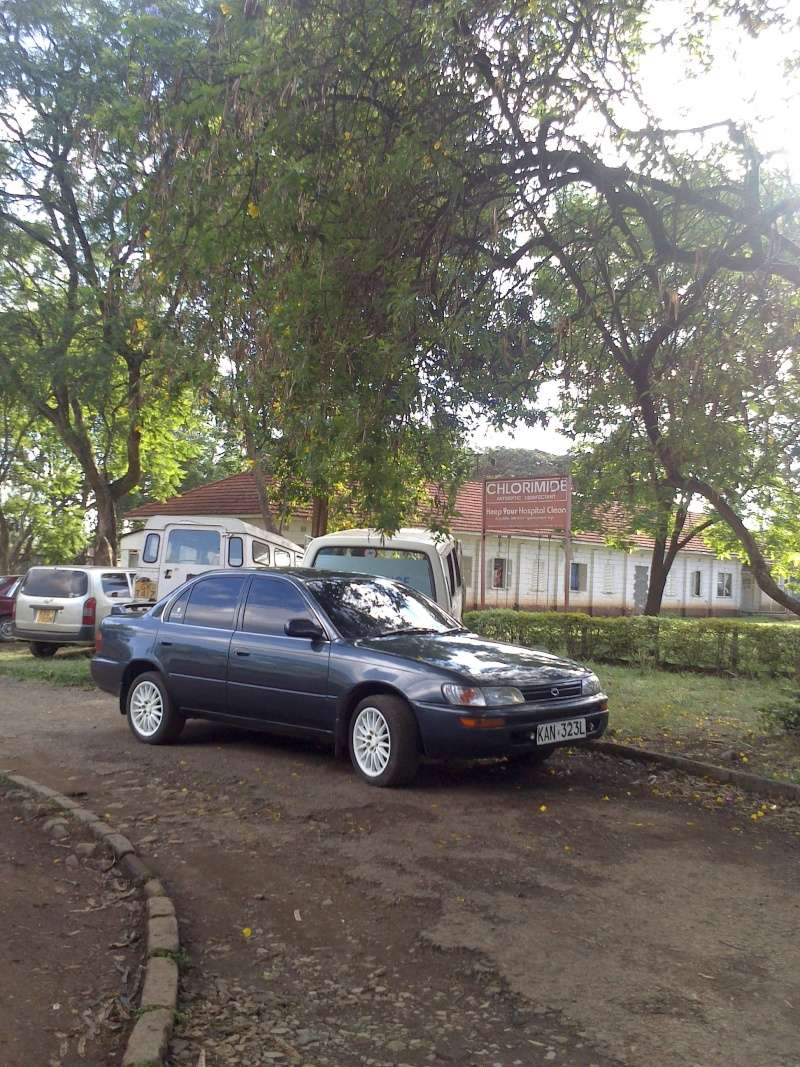 GB's Corolla AE100 SE Limited from Kenya  Mybuil53
