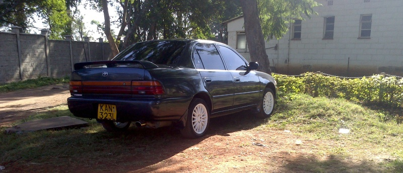 GB's Corolla AE100 SE Limited from Kenya  Mybuil84