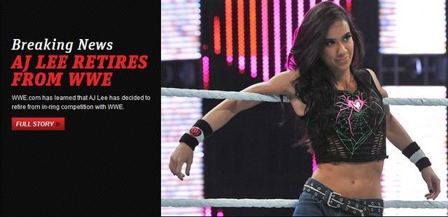 BREAKING NEWS : AJ Lee quitte la WWE ! Sans_t14