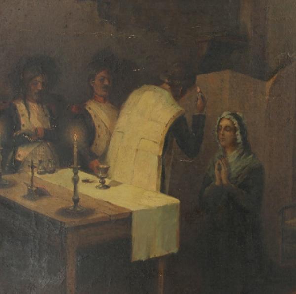 Confession de la Reine avec l'abbé Magnin. - Page 2 14293210