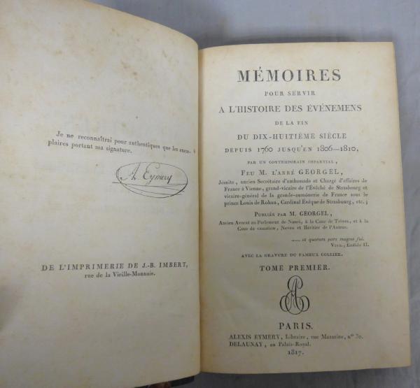 A vendre: livres sur Marie-Antoinette, ses proches et la Révolution - Page 2 14310710