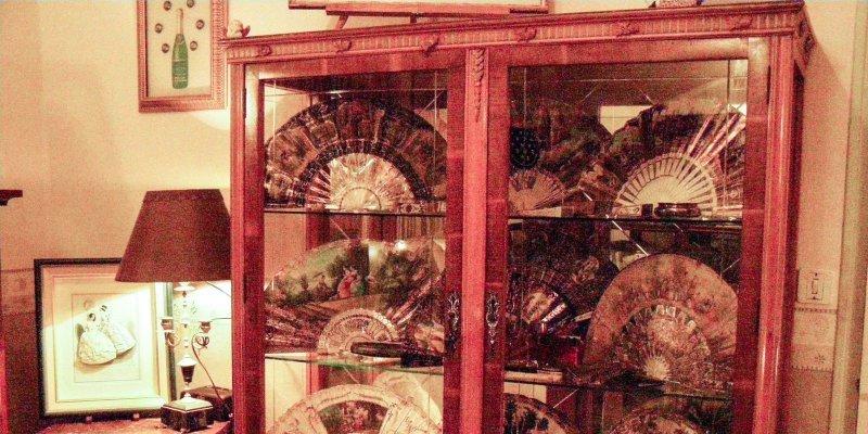 Collections d'éventails 19201810