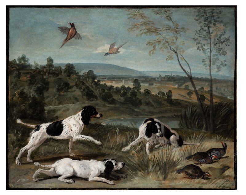 La Collection de Tableaux du XVIIIème siècle de Louis Grandchamp des Raux 31403210
