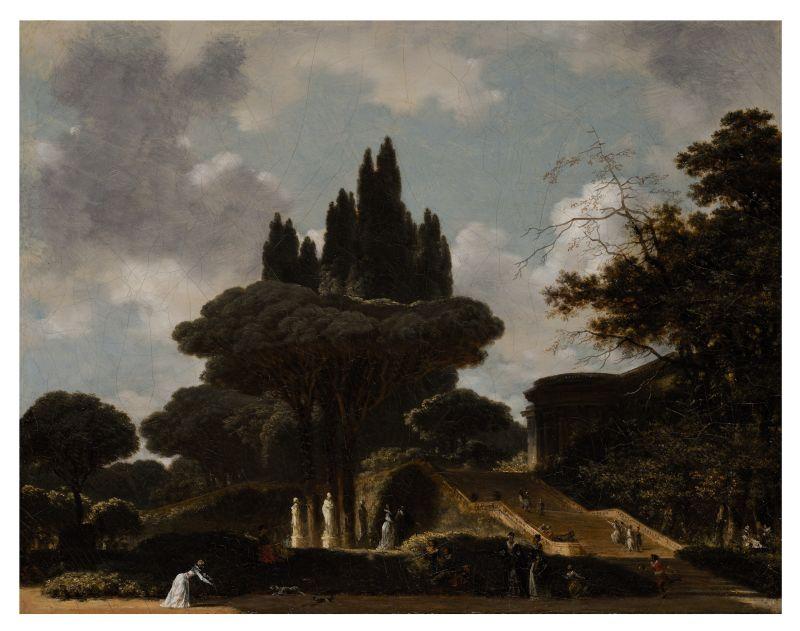 La Collection de Tableaux du XVIIIème siècle de Louis Grandchamp des Raux 31403311